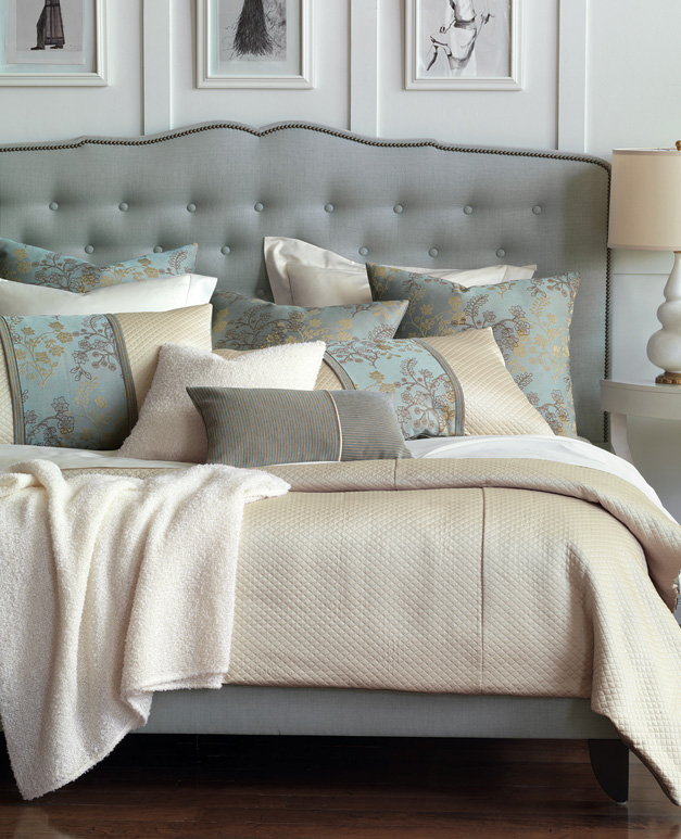 Berkshire Bedding on Essentials Luxury Bedding By Eastern Accents   Zinnia Collection