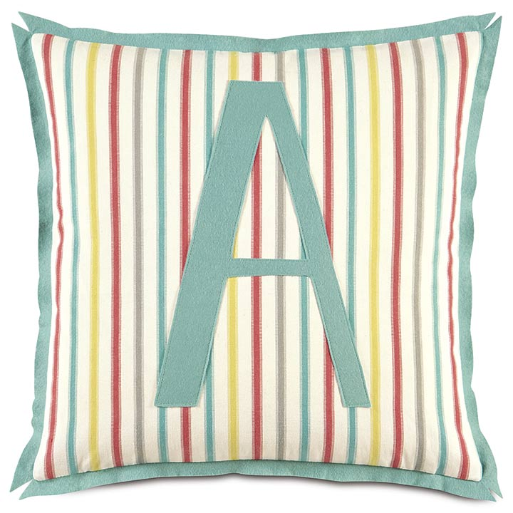 AFTON SHERBERT WITH MONOGRAM