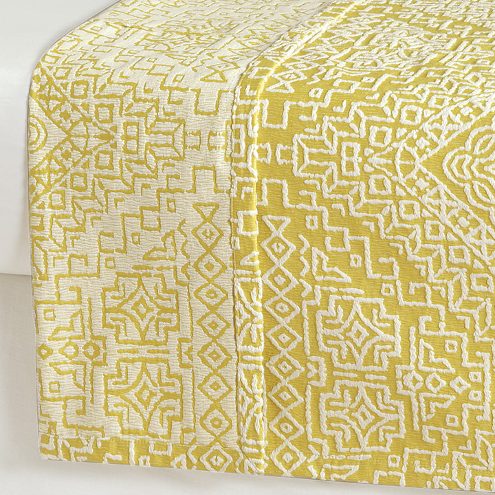 Coconut Grove Coverlet