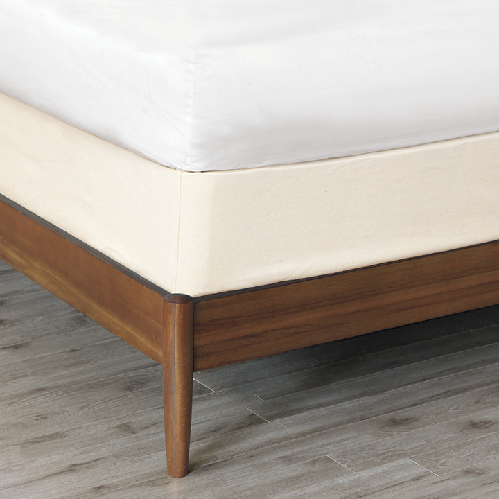Adler Natural Box Spring Cover