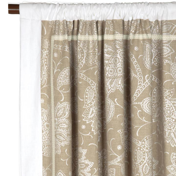 Aileen Curtain Panel Right