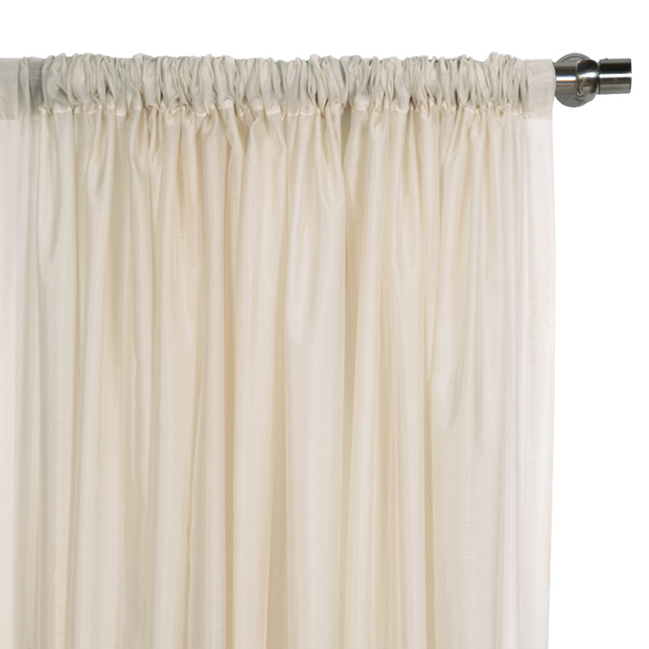 Ambiance Almond Curtain Panel