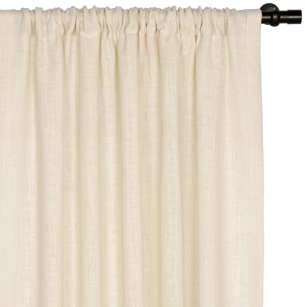 RUSTIQUE BIRCH CURTAIN PANEL