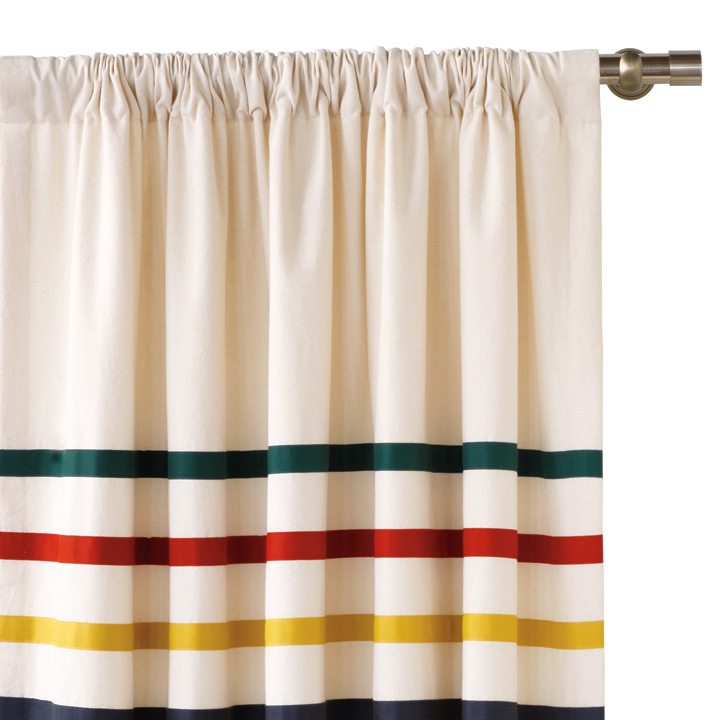 MURRAY NATURAL CURTAIN PANEL