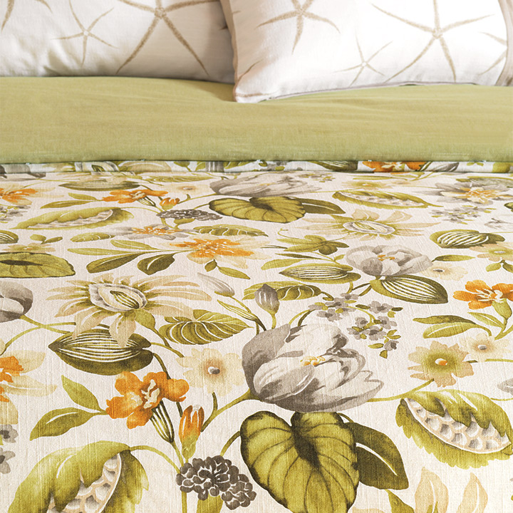 Stelling Palm Duvet Cover