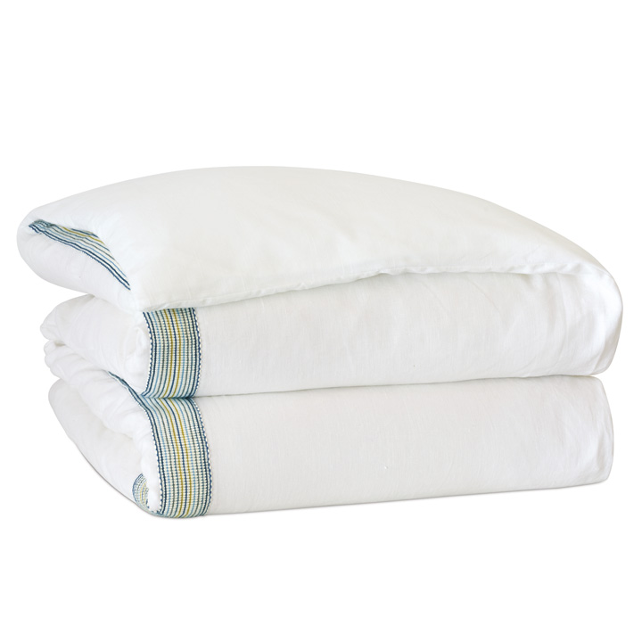 Breeze Shell Duvet Cover