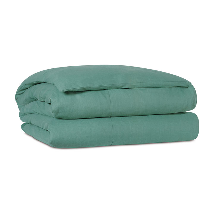 Resort Aqua Duvet Cover
