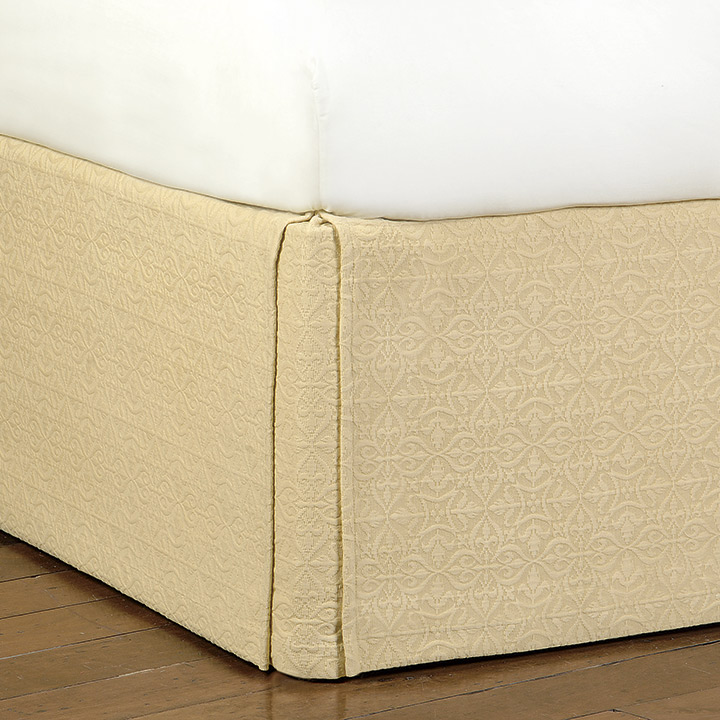 Mea Sunshine Bed Skirt
