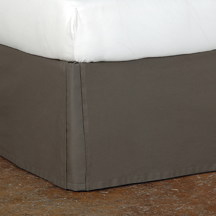 FULLERTON ESPRESSO BED SKIRT