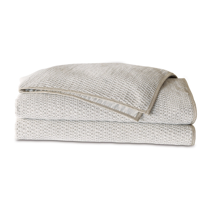 Custer Linen Coverlet