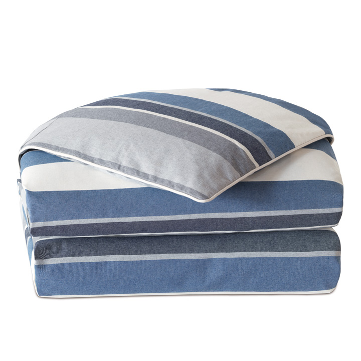 Bertrand Denim Duvet Cover