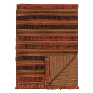 KENTON RUSSET THROW