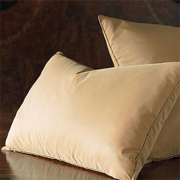 Freda Solid Taffeta - Gold - gold,taffeta,shiny,ruffled,bed skirt,pillow,euro sham,standard sham,decorative pillow,accent pillow,throw pillow,king sham,silky,solid,opulent,home decor,made in usa