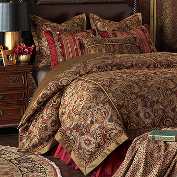 Marquise Luxury Bedding By Eastern Accents Collections
