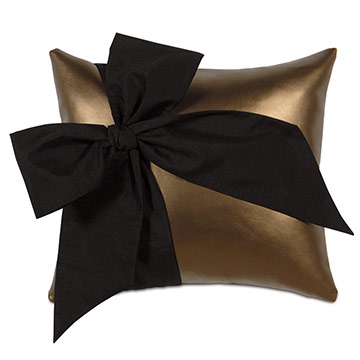 BELLE PILLOW A (KLEIN BRONZE)