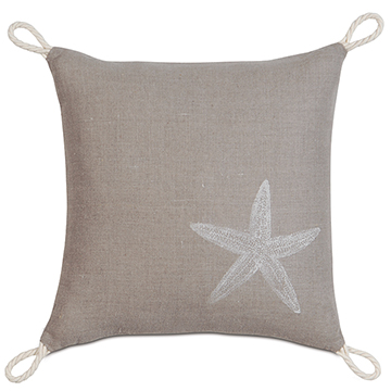 BREEZE LINEN ACCENT PILLOW
