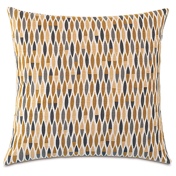 Truman Coin Accent Pillow A