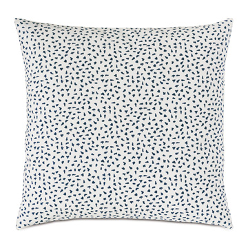 Hugo Speckled Decorative Pillow