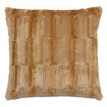 Karina Gold Accent Pillow A