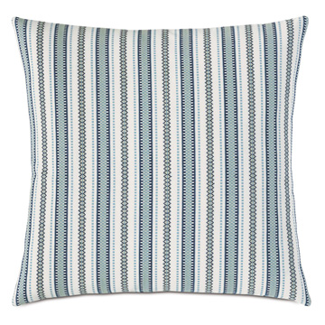 Hugo Stripe Decorative Pillow