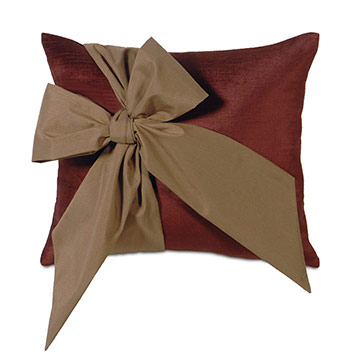 BELLE PILLOW C (LUCERNE SPICE)