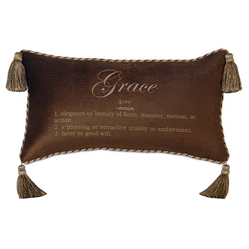 AVANT-GARDE PILLOW C (GRACE)
