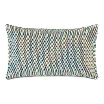 MACKAY WOVEN DECORATIVE PILLOW