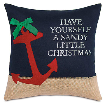 Sandy Little Christmas