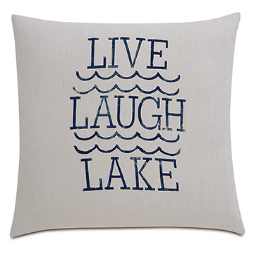 Live Laugh Lake