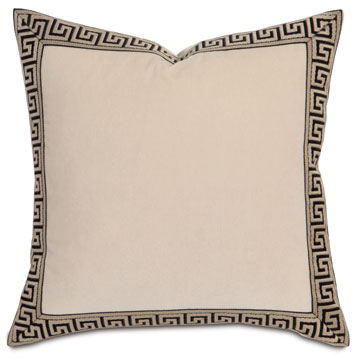 JACKSON IVORY WITH GREEK BORDER