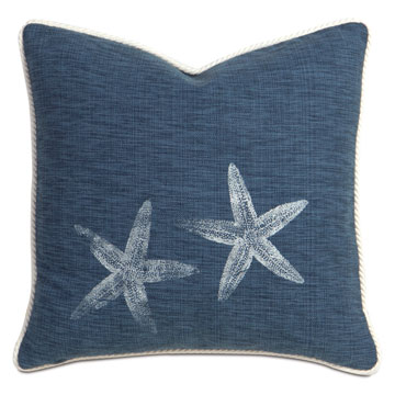 STARFISH BLOCK-PRINTED/GARRISON