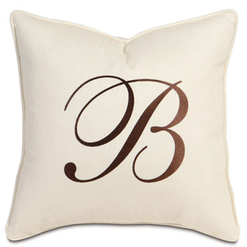 BREEZE PEARL WITH MONOGRAM