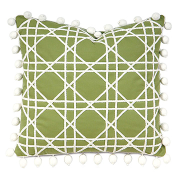 Coconut Grove Decorative Pillow