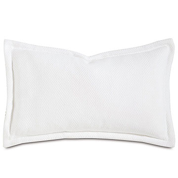WILKE WHITE DEC PILLOW