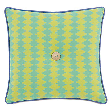 Azul Decorative Pillow