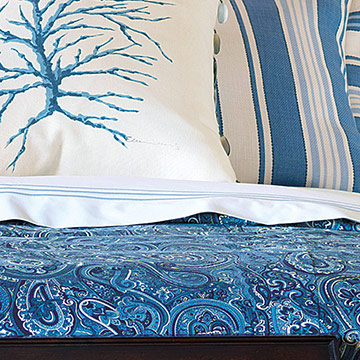 SAG HARBOR DUVET COVER and Comforter