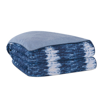 Indigo Duvet Cover and Comforter
