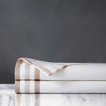 Watermill Taupe Flat Sheet