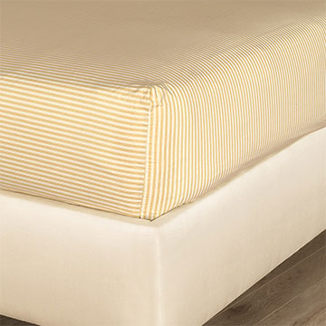 Newman Bisque Fitted Sheet