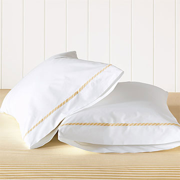 Newman Bisque Pillowcase