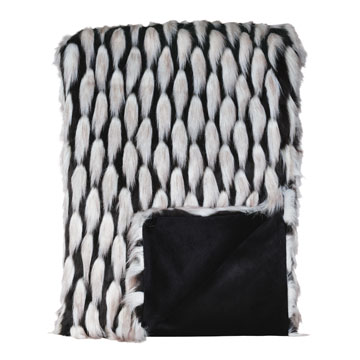 JADIS ONYX THROW