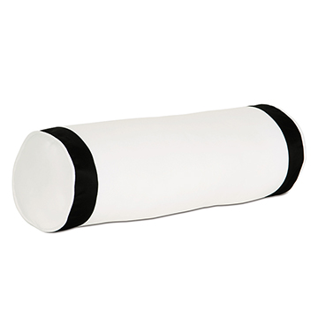 AUTRY WHITE BOLSTER