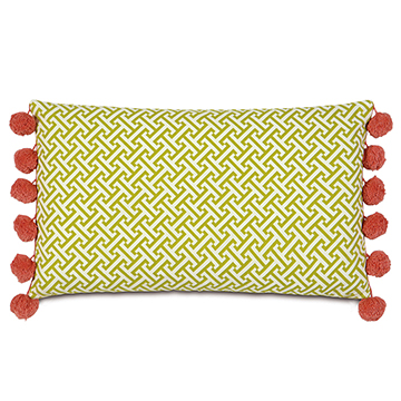 Chive Sparrow Bolster