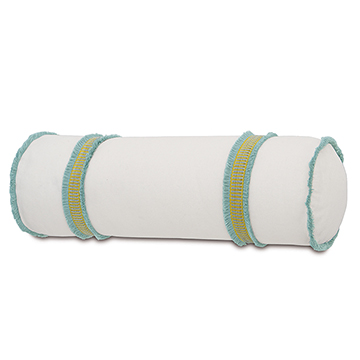 Filly White Bolster