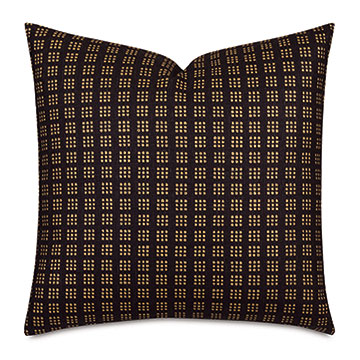 Effie Gold Decorative Pillow