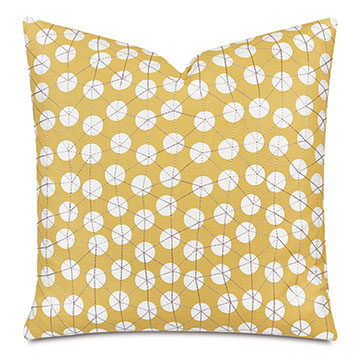 Ollie Sunshine Decorative Pillow