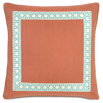 BREEZE TANGERINE WITH BORDER & WELT