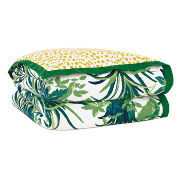 TROPICAL DREAMS DUVET COVER and Comforter