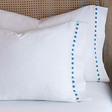 Tivoli Ocean Pillowcase