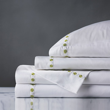 TIVOLI LIME SHEET SET